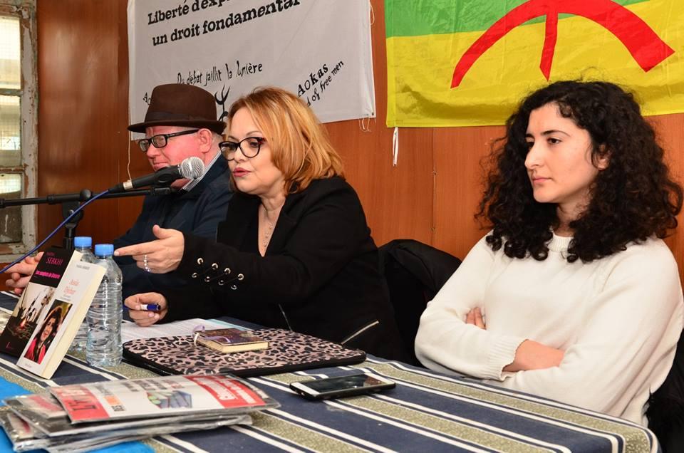 Excellente conférence de Nadia Sebkhi le samedi 02 février 2019 à Aokas - Page 2 20542