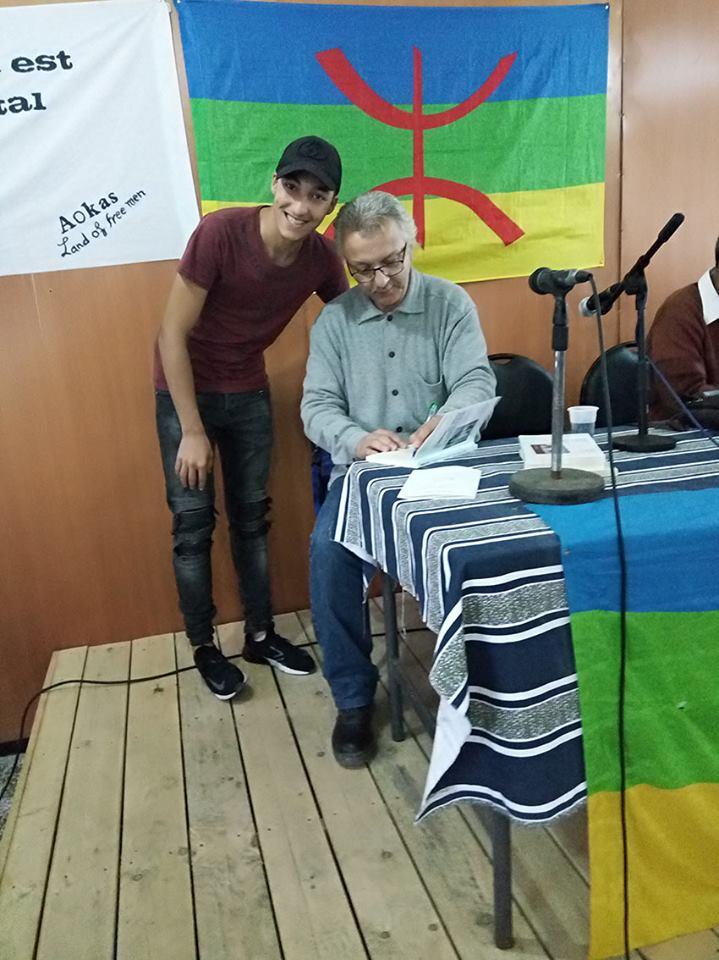Inoubliable conférence de Ramadane Abdenbi et Youcef Achouri à Aokas le samedi 06 octobre 2018 - Page 3 2090