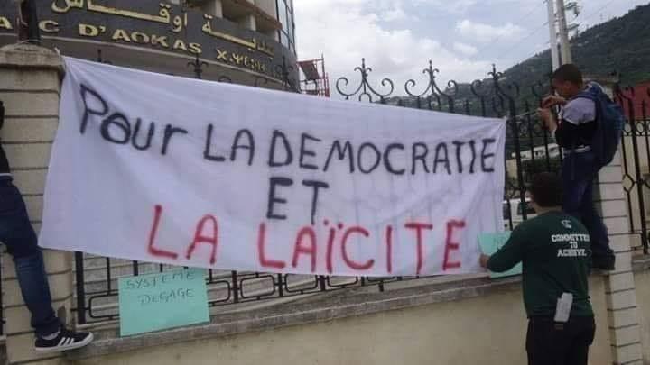 Pour la démocratie et la laïcité  216