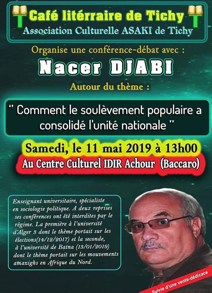 Nacer Djabi à Tichy le samedi 11 mai 2019  2174