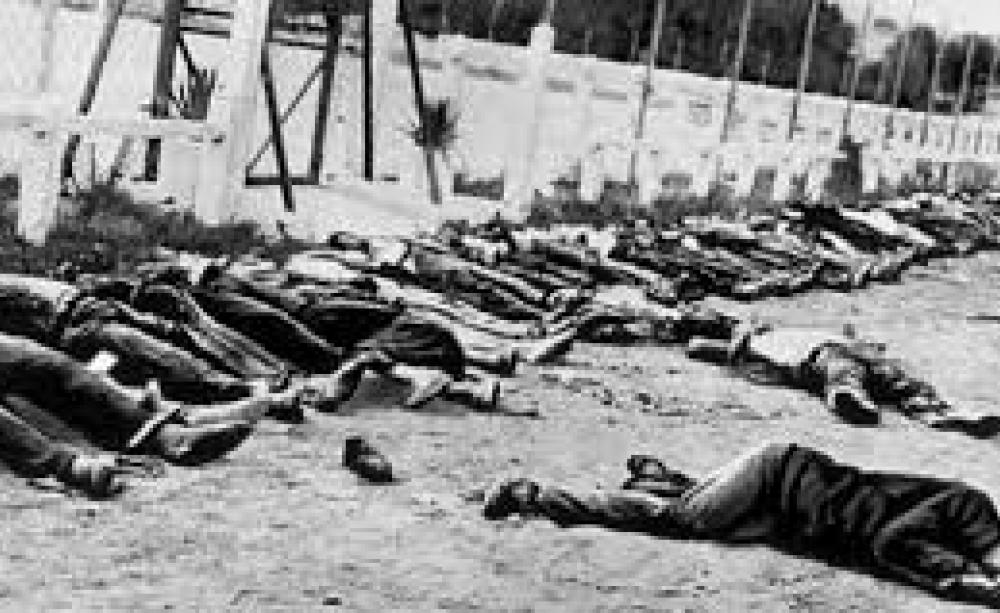 Hommage aux martyrs du carnage du 08 mai 1945 2180