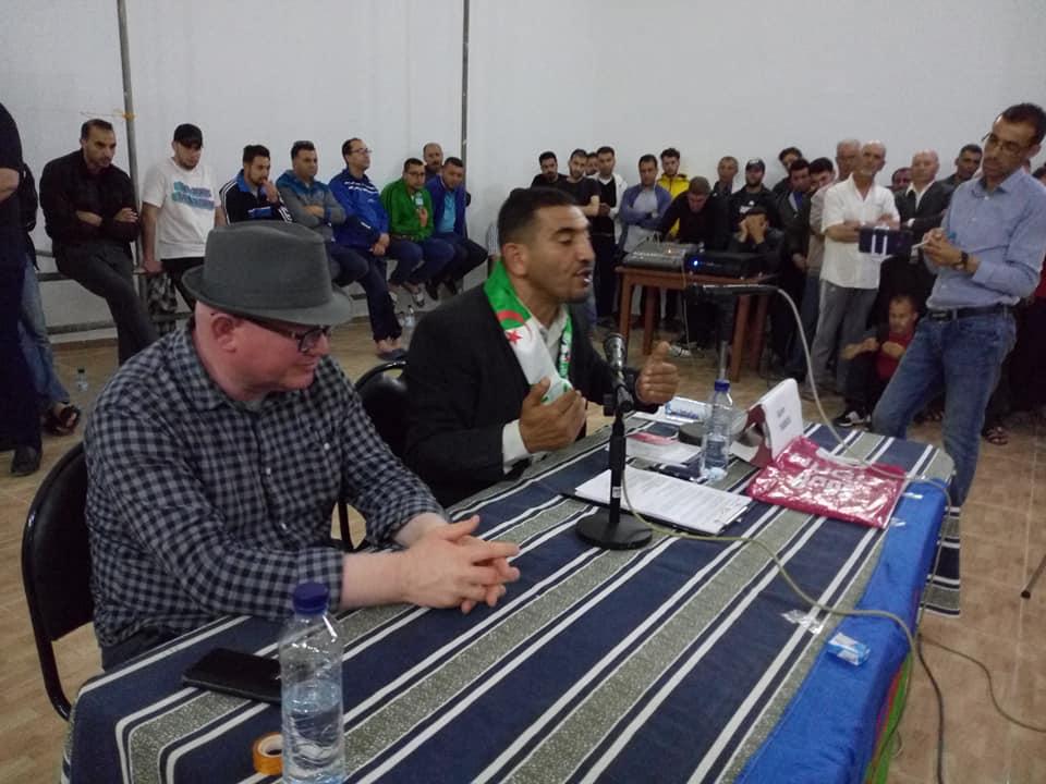 Karim Tabbou à Aokas le samedi le 11 mai 2019 2226