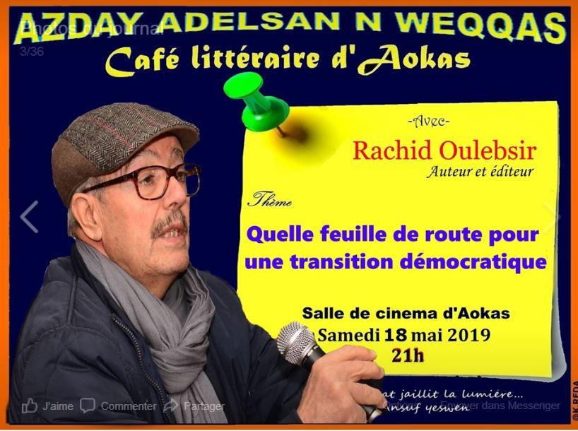 Rachid Oulbsir à Aokas le samedi le 18 mai 2019 2228