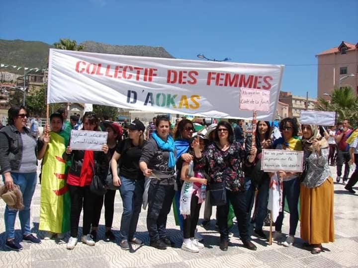 Bejaia, vendredi 10 mai 2019: Les femmes d'Aokas en force 2232