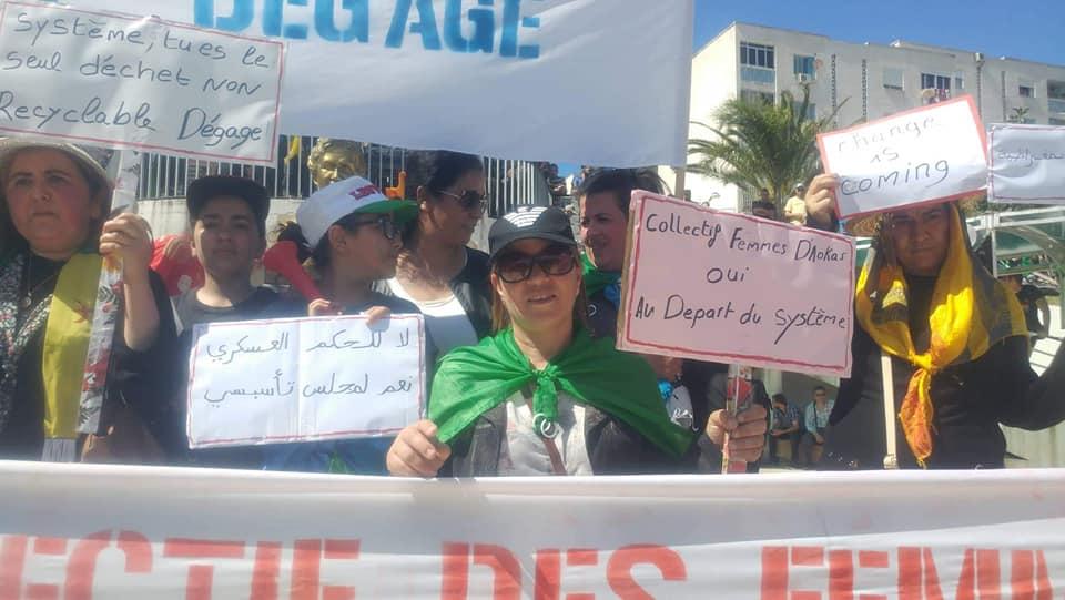 Bejaia, vendredi 10 mai 2019: Les femmes d'Aokas en force 2234