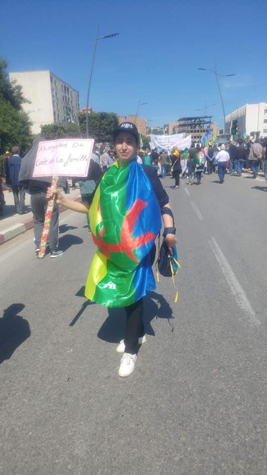 Bejaia, vendredi 10 mai 2019: Les femmes d'Aokas en force 2236