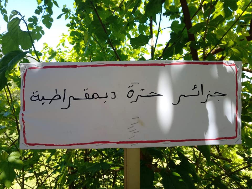 Bejaia, vendredi 10 mai 2019: Les femmes d'Aokas en force 2244