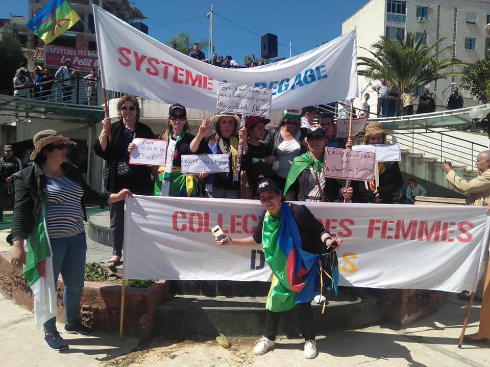 Bejaia, vendredi 10 mai 2019: Les femmes d'Aokas en force 2247