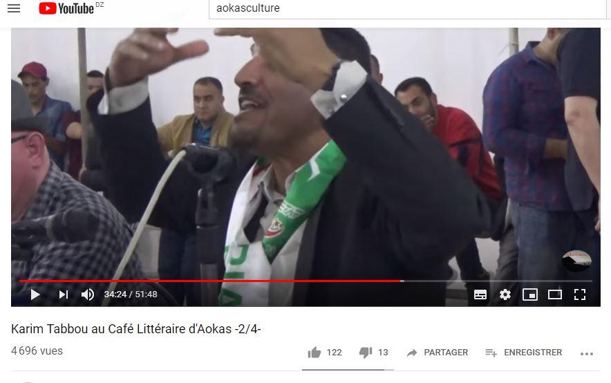 Karim Tabbou à Aokas le samedi le 11 mai 2019 - Page 2 2296