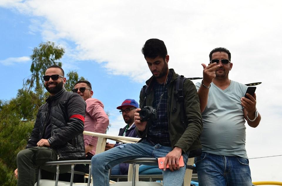 Mardi, 21 mai 2019, la communauté universitaire de Bejaia ainsi que les robes noires réitèrent leur ras-le-bol des manigances de Gaid et consorts. 2331