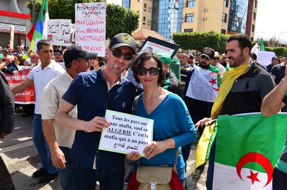 Bejaia, 17 mai 2019, treizième vendredi 2346