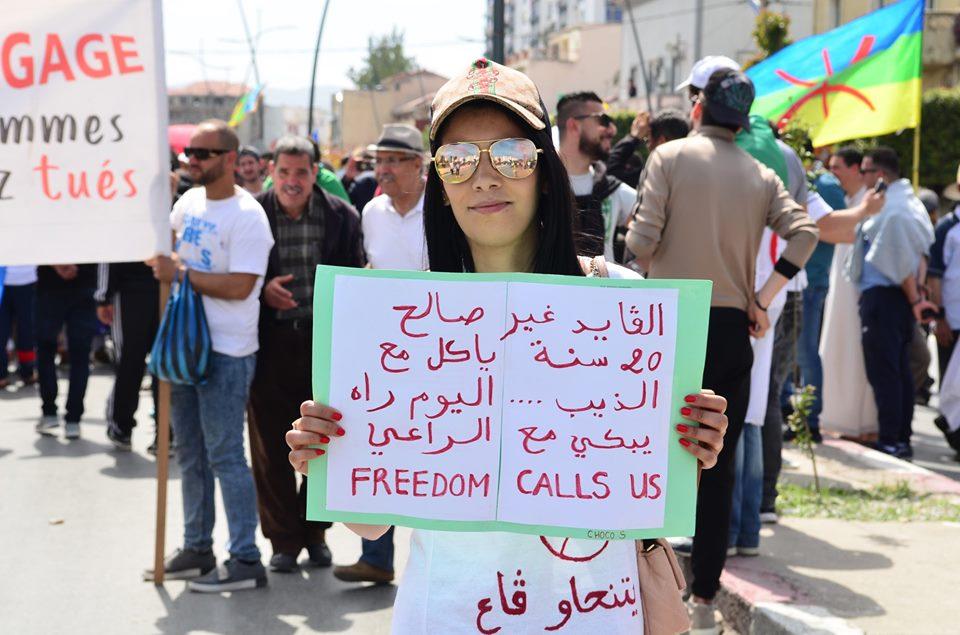 Bejaia, 17 mai 2019, treizième vendredi 2348
