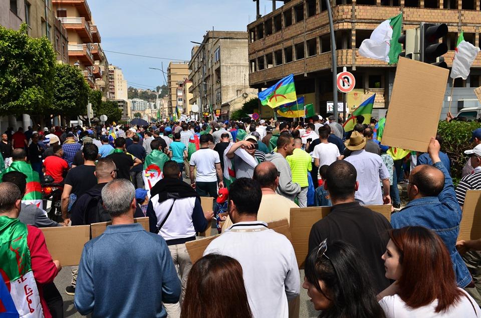 Bejaia, 17 mai 2019, treizième vendredi 2356