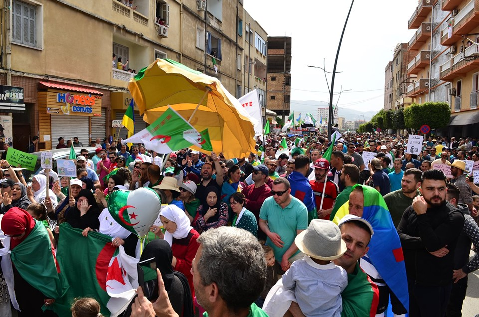 Bejaia, 17 mai 2019, treizième vendredi 2359