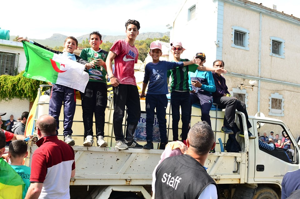Bejaia, 17 mai 2019, treizième vendredi 2364