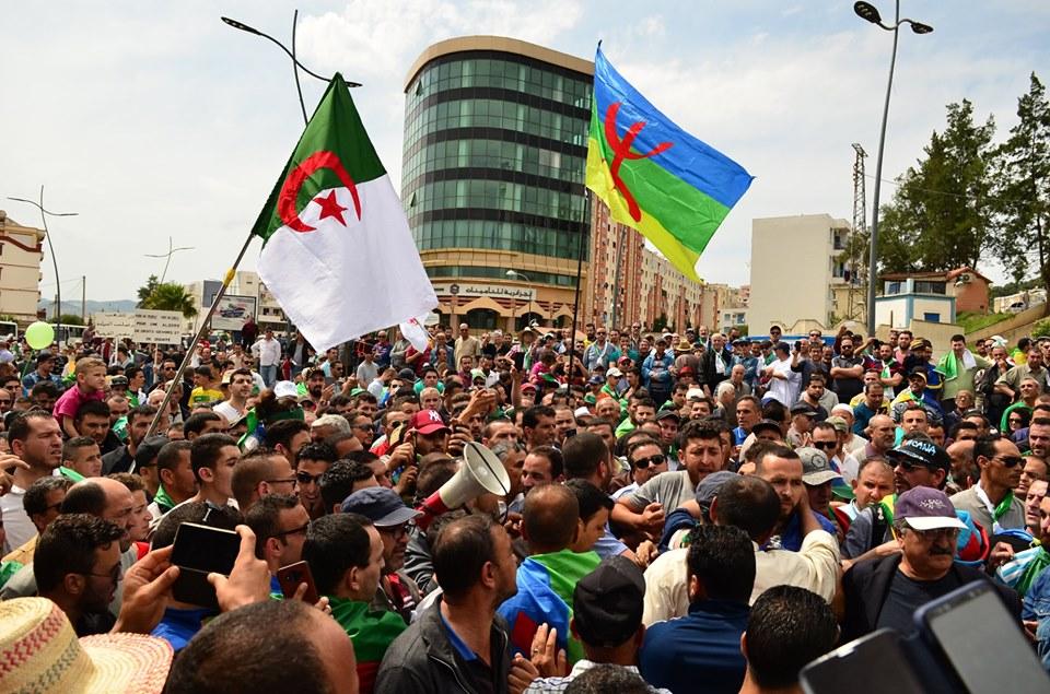 Bejaia, 24 mai 2019, Acte 14. Mobilisation massive et déterminée à faire chavirer le plan de Gaid et consorts 2397