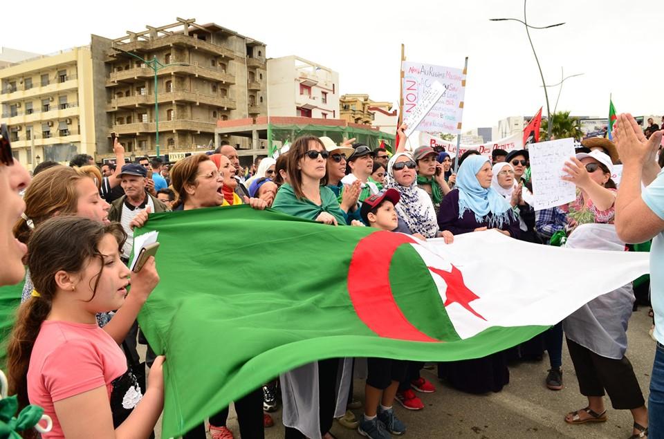 Bejaia, 24 mai 2019, Acte 14. Mobilisation massive et déterminée à faire chavirer le plan de Gaid et consorts 2402