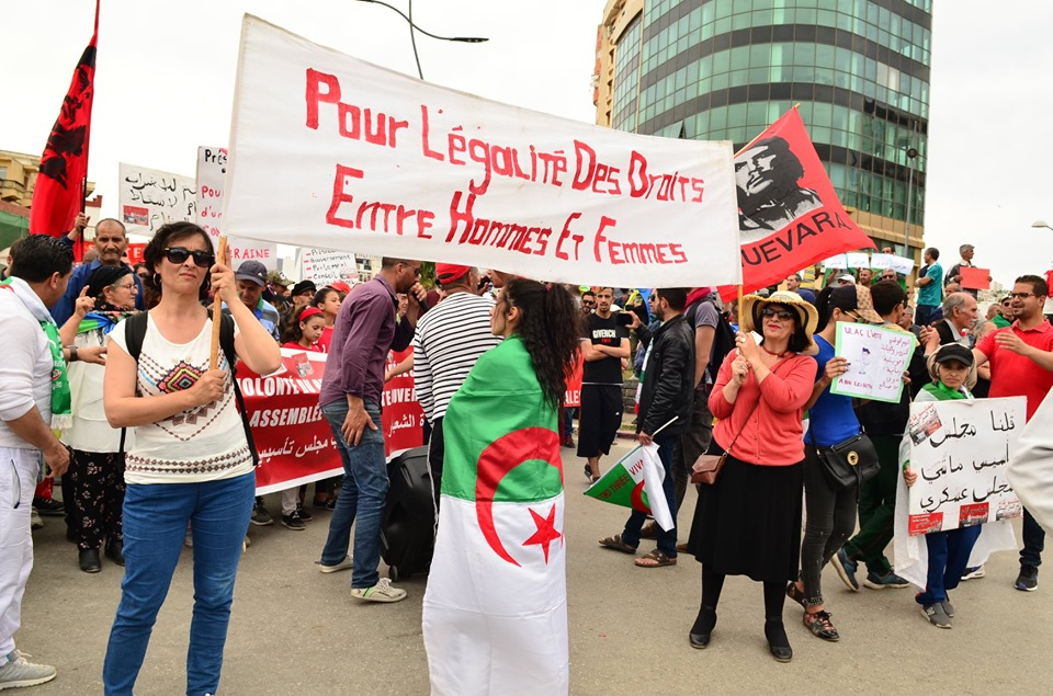 Bejaia, 24 mai 2019, Acte 14. Mobilisation massive et déterminée à faire chavirer le plan de Gaid et consorts 2404