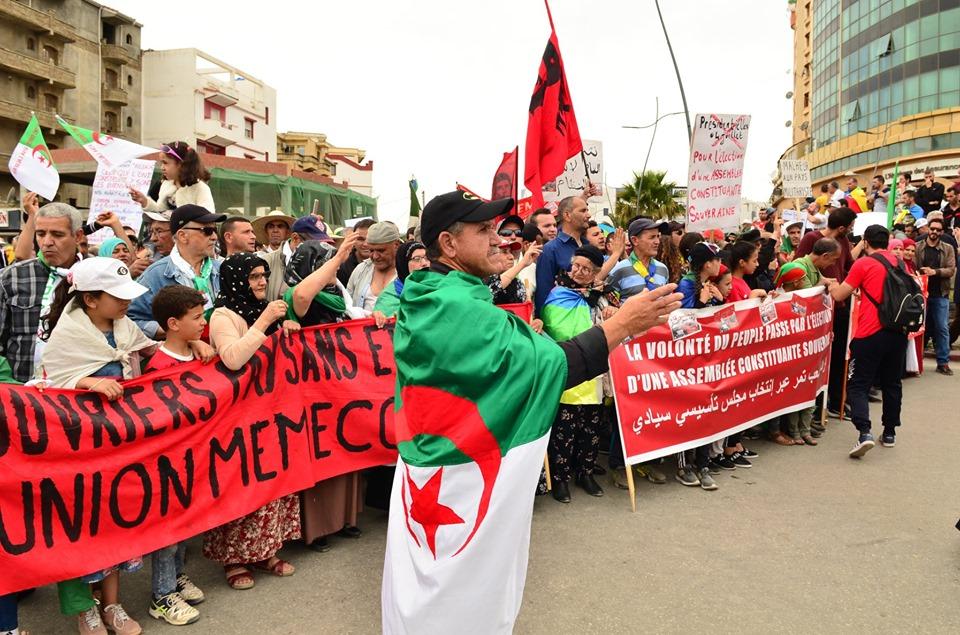Bejaia, 24 mai 2019, Acte 14. Mobilisation massive et déterminée à faire chavirer le plan de Gaid et consorts 2405