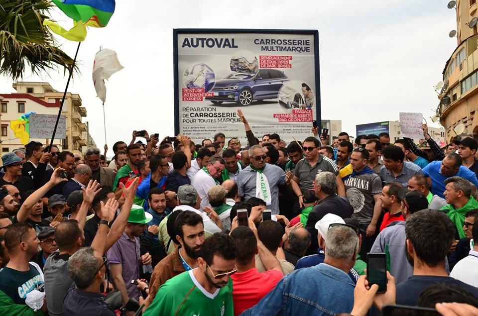 Bejaia, 24 mai 2019, Acte 14. Mobilisation massive et déterminée à faire chavirer le plan de Gaid et consorts - Page 2 2408