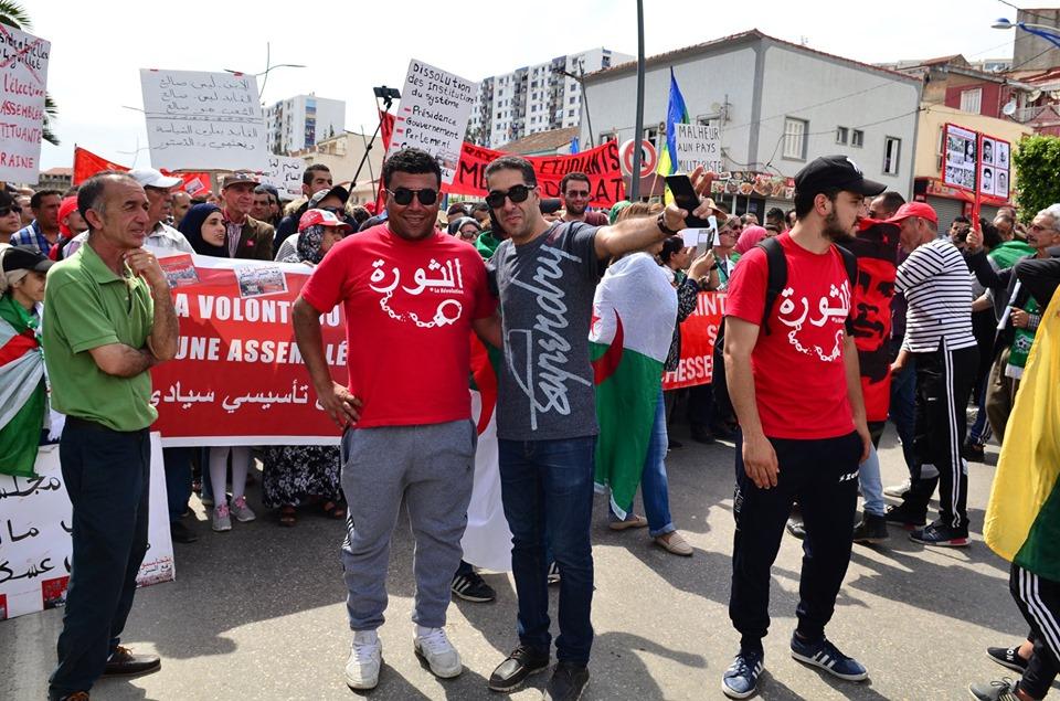 Bejaia, 24 mai 2019, Acte 14. Mobilisation massive et déterminée à faire chavirer le plan de Gaid et consorts - Page 2 2428