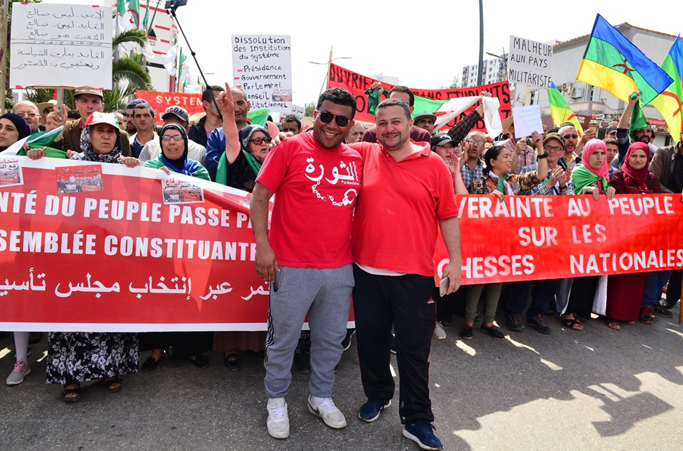Bejaia, 24 mai 2019, Acte 14. Mobilisation massive et déterminée à faire chavirer le plan de Gaid et consorts - Page 2 2430