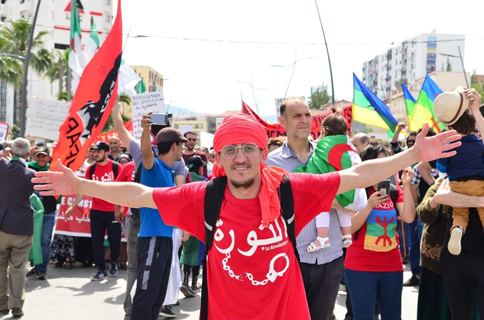 Bejaia, 24 mai 2019, Acte 14. Mobilisation massive et déterminée à faire chavirer le plan de Gaid et consorts - Page 2 2431