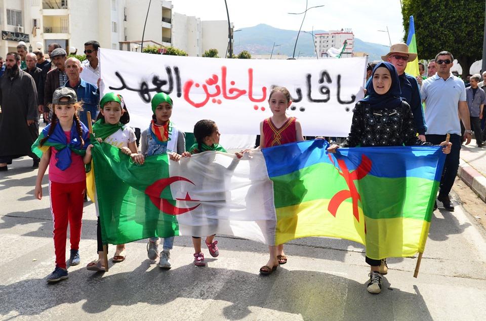 Bejaia, 24 mai 2019, Acte 14. Mobilisation massive et déterminée à faire chavirer le plan de Gaid et consorts - Page 2 2435