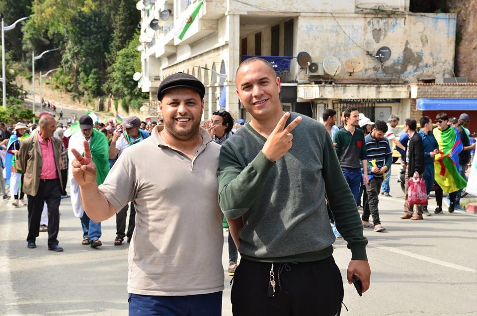 Bejaia, 24 mai 2019, Acte 14. Mobilisation massive et déterminée à faire chavirer le plan de Gaid et consorts - Page 2 2441