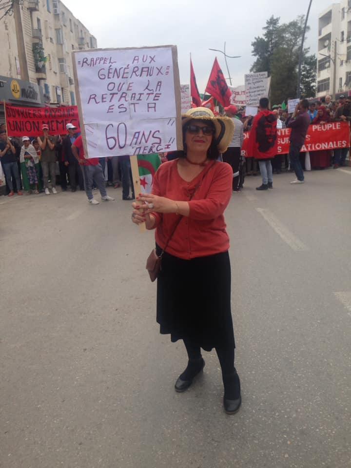 Bejaia, 24 mai 2019, Acte 14. Mobilisation massive et déterminée à faire chavirer le plan de Gaid et consorts - Page 3 2449