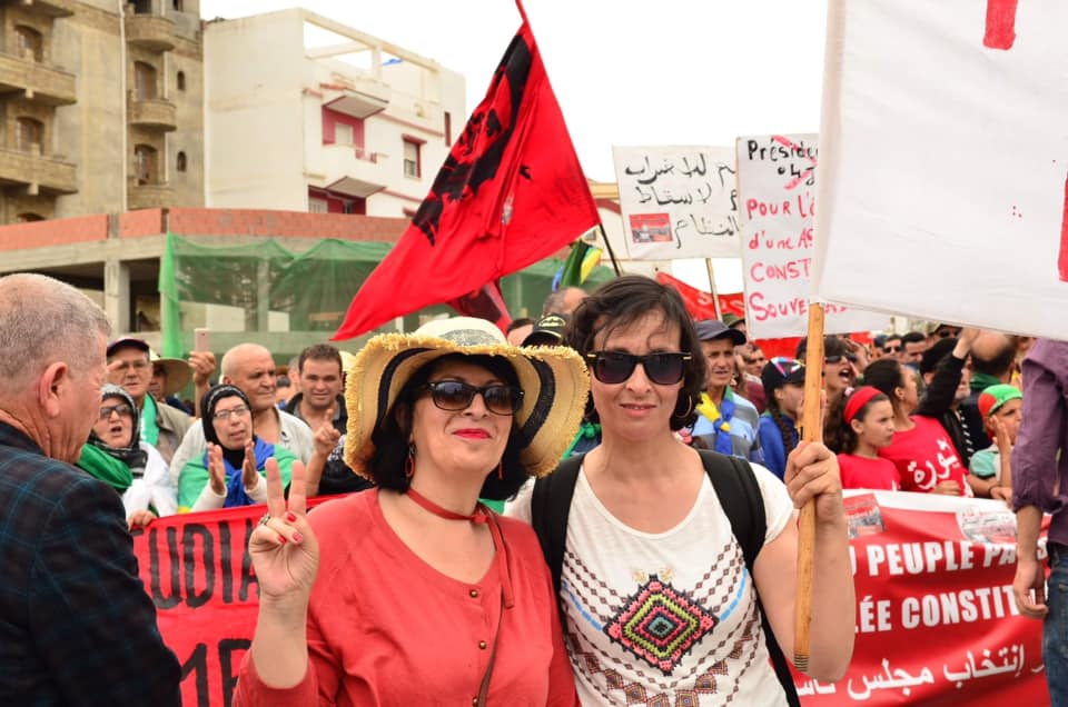 Bejaia, 24 mai 2019, Acte 14. Mobilisation massive et déterminée à faire chavirer le plan de Gaid et consorts - Page 3 2453