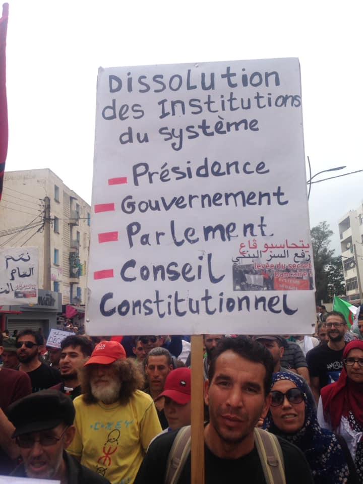 Bejaia, 24 mai 2019, Acte 14. Mobilisation massive et déterminée à faire chavirer le plan de Gaid et consorts - Page 3 2454
