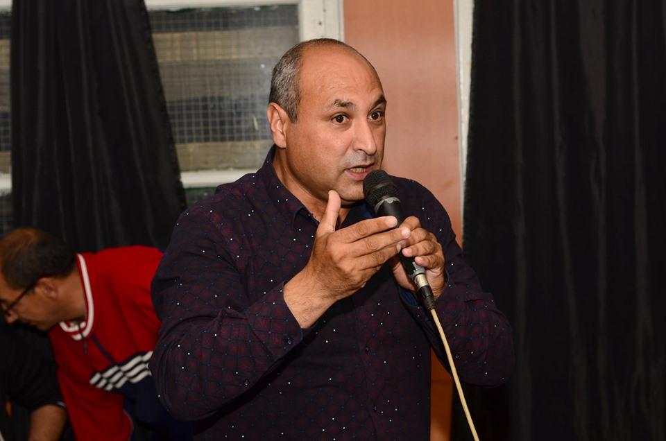 Conférence-débat autour de la révolutionnaire populaire en cours en Algérie à Aokas  2475
