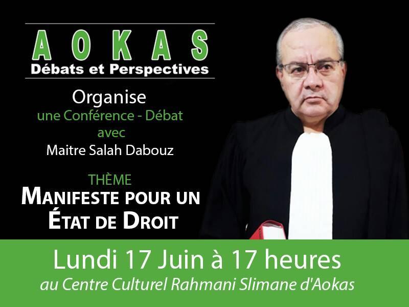 Salah Dabouz à Aokas le lundi 17 juin 2019  2498