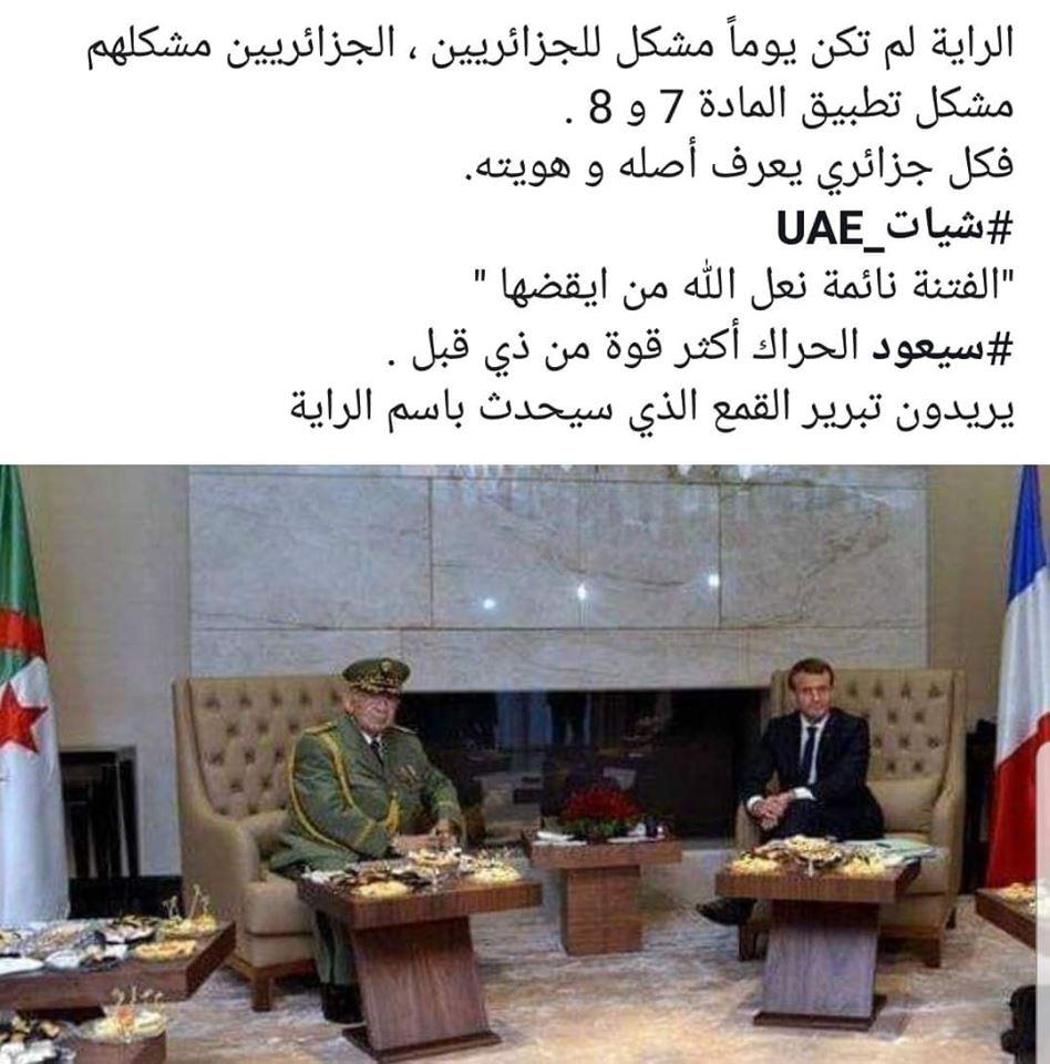 Pourquoi toute cette haine envers le drapeau Amazigh?  2536