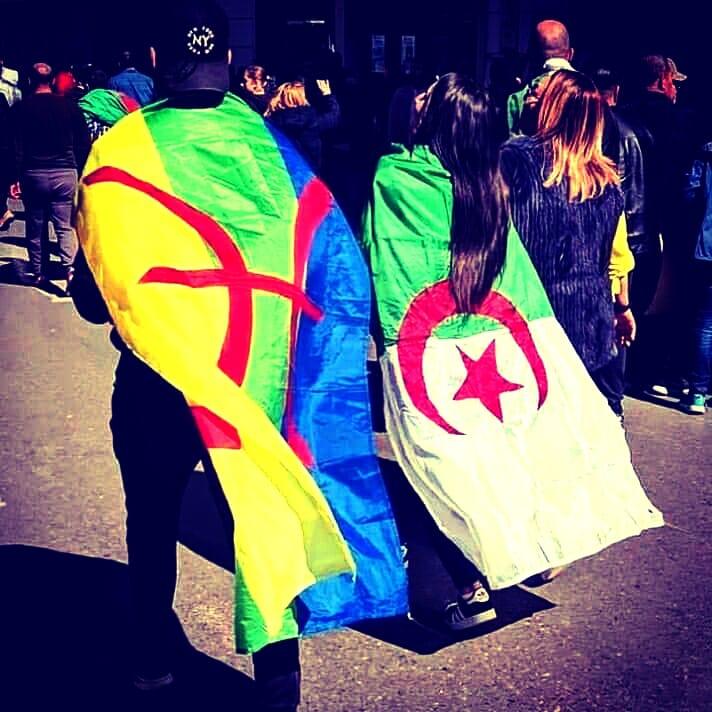 Pourquoi toute cette haine envers le drapeau Amazigh?  2539