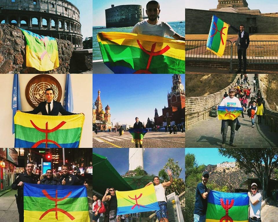 Pourquoi toute cette haine envers le drapeau Amazigh?  2542