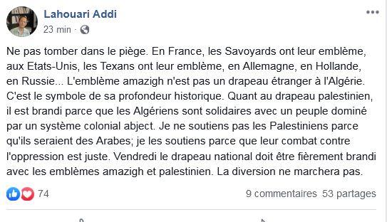 Pourquoi toute cette haine envers le drapeau Amazigh?  2545