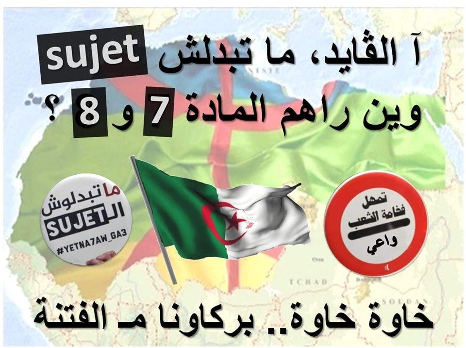 Pourquoi toute cette haine envers le drapeau Amazigh?  2547