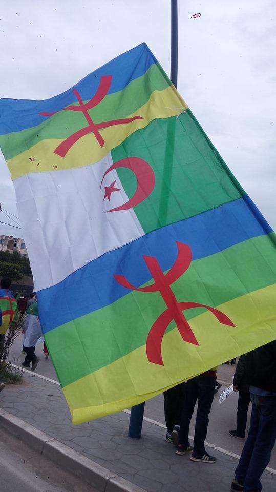 Pourquoi toute cette haine envers le drapeau Amazigh?  2550