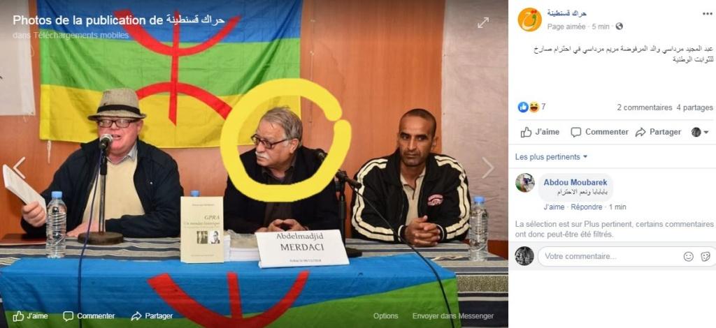 Abdelmadjid Merdaci à Aokas le samedi 08 decembre 2018 - Page 3 2560