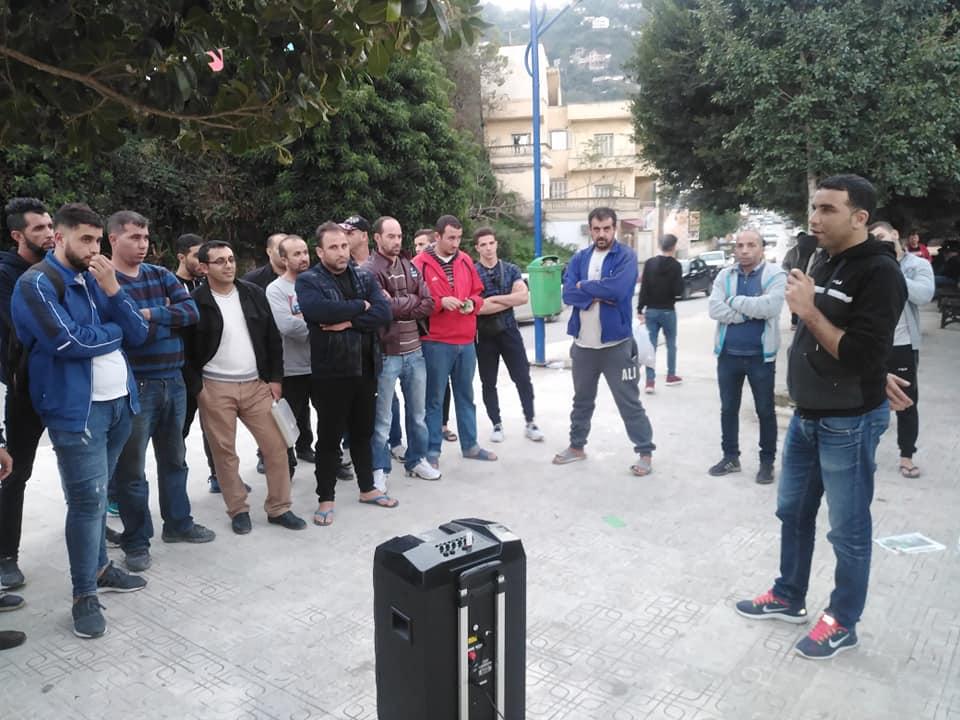 Aokas: Préparation pour la marche du 01 Novembre 2019 à Alger 2575