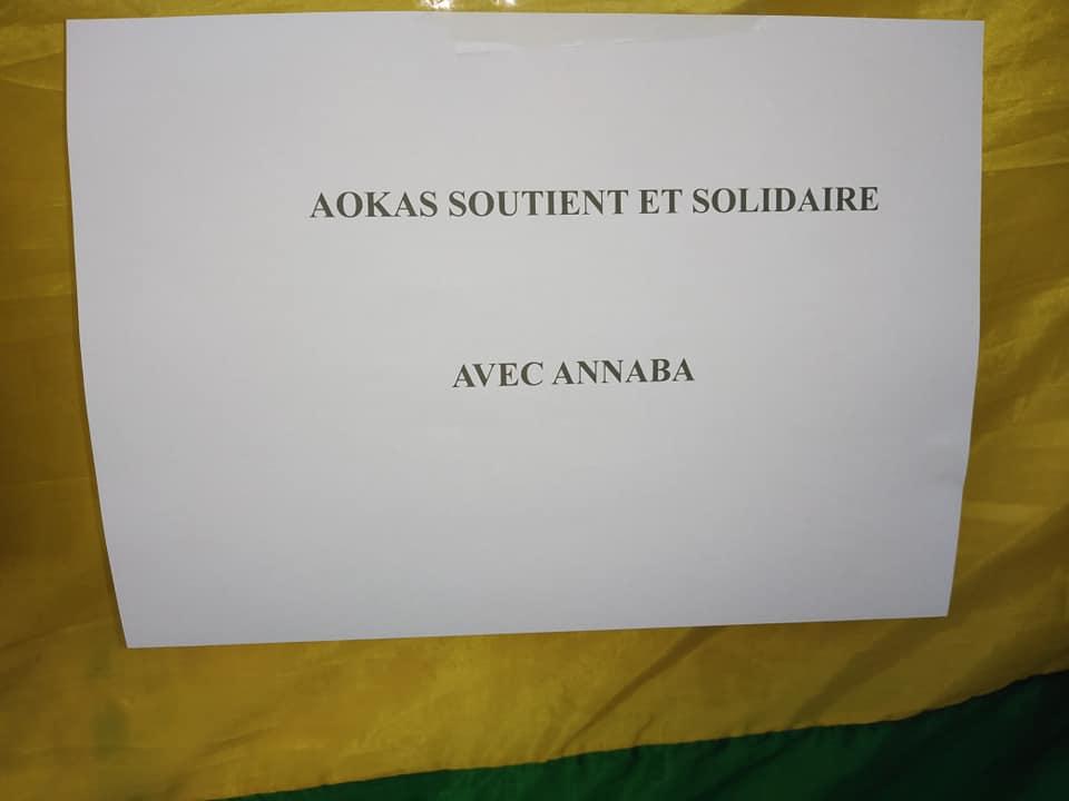 Rassemblement contre les Baltaguis à Aokas  - Page 2 2586