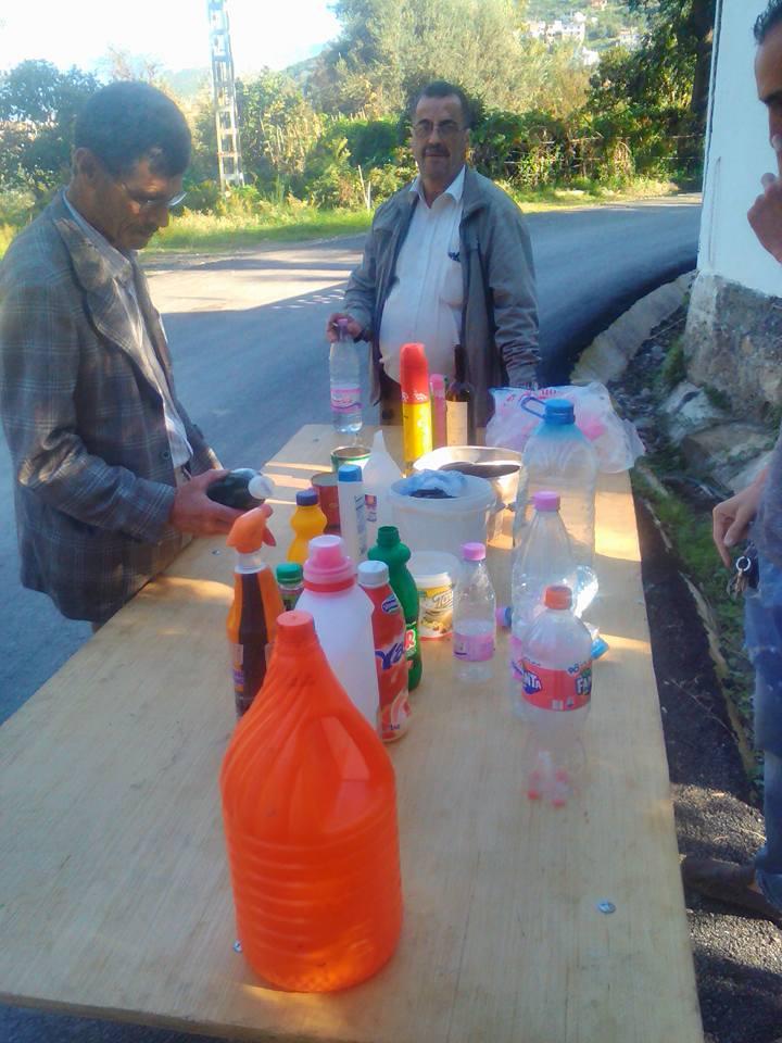 Sensibilisation sur le tri sélectif des déchets à Taremant vendredi 26 octobre 2018 2614