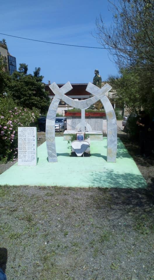 Hommage à Saidi Akli, victime du printemps noir, à Aokas le jeudi 25 Avril 2019 279