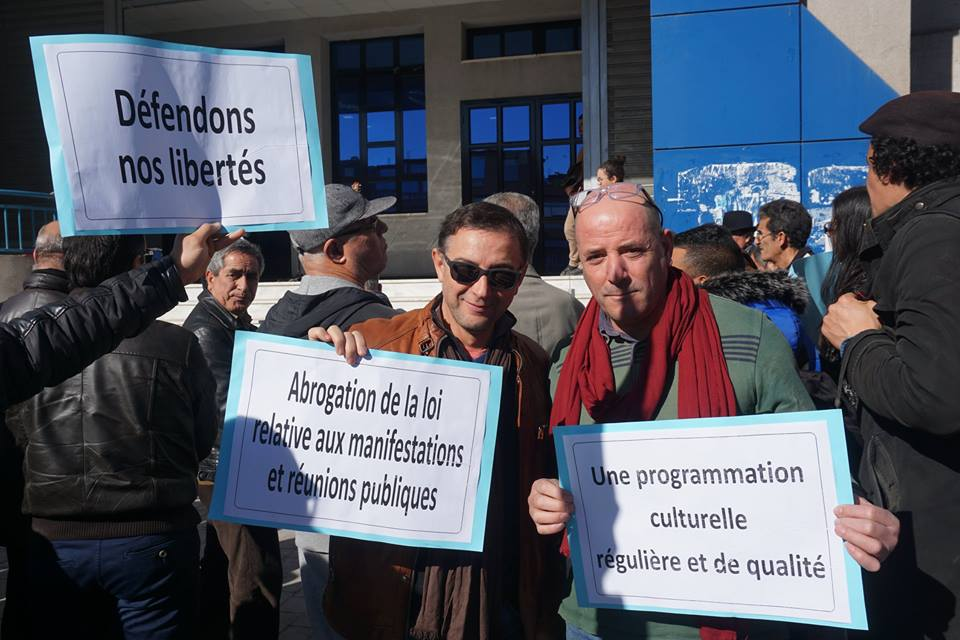 Béjaïa : Des militants se mobilisent pour la culture - Page 2 2818