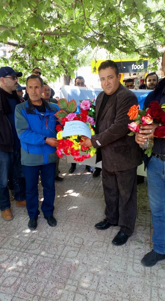 Hommage à Saidi Akli, victime du printemps noir, à Aokas le jeudi 25 Avril 2019 283