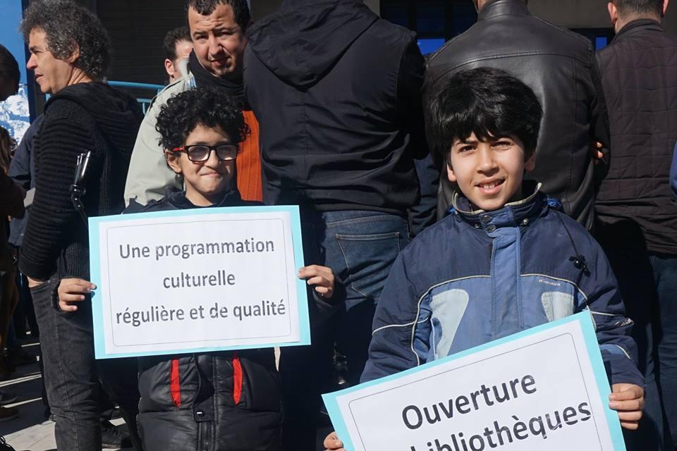Béjaïa : Des militants se mobilisent pour la culture - Page 2 2918
