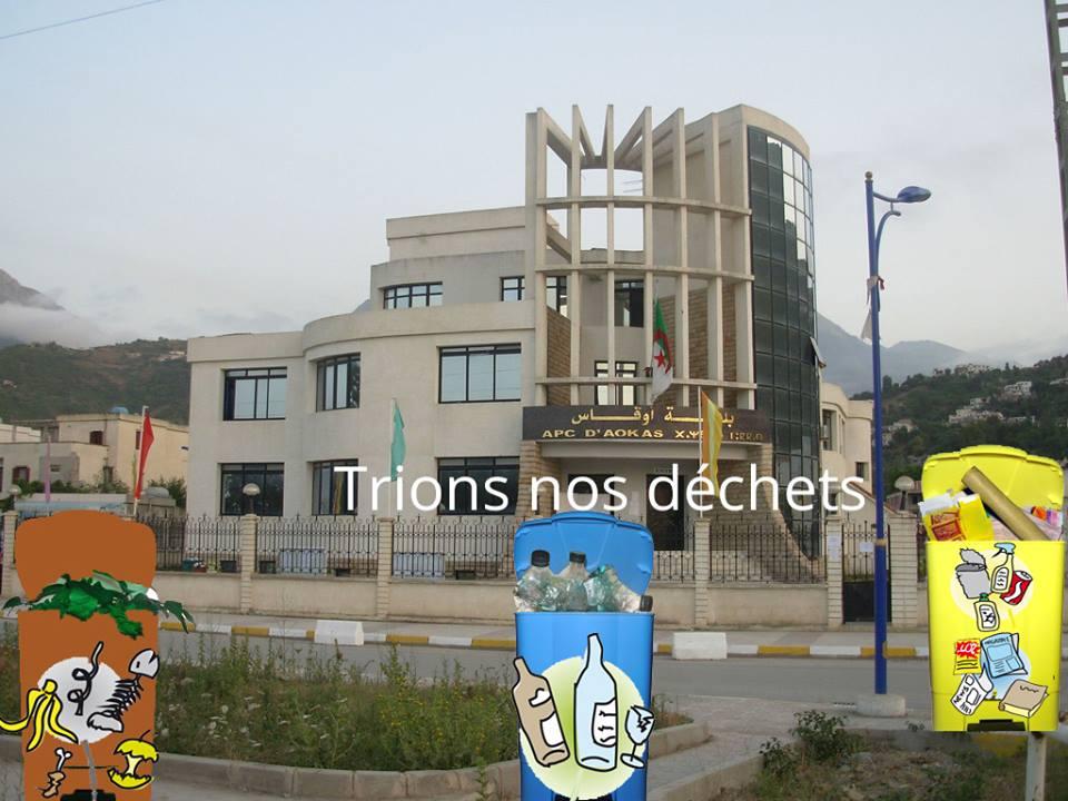 Sensibilisation sur le tri sélectif des déchets à Taremant vendredi 26 octobre 2018 3314