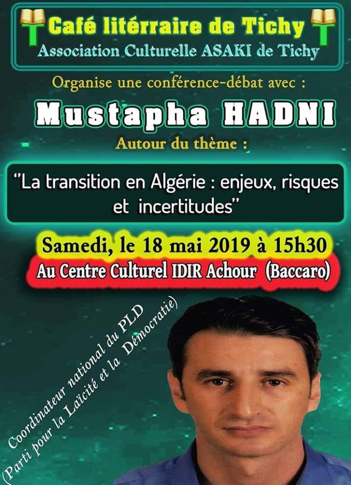 Mustapha Hadni à Tichy le samedi 18 mai 2019 334